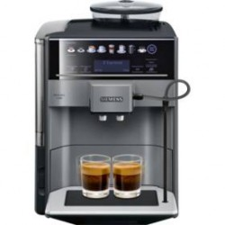 Espresso Siemens EQ.6 plus TE651209RW Czarne/Szare