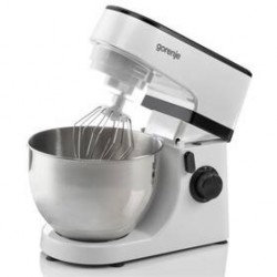 Robot kuchenny Gorenje Black and white MMC700LBW Czarny/Biały