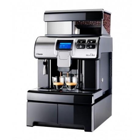 Ekspres do kawy Saeco Aulika Office V2 czarny - Gwarancja - FV VAT 23%
