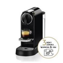 Ekspres do kawy DeLonghi Nespresso Citiz EN167.B Czarne