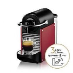 Ekspres do kawy DeLonghi Nespresso EN124.R Czerwone