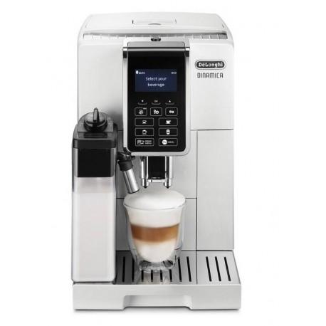 Ekspres do kawy Delonghi Dinamica ECAM 350.55 W Biały - Gwarancja - Faktura - Raty