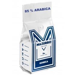 Kawa ziarnista MAZURRO 1KG  85% Arabica