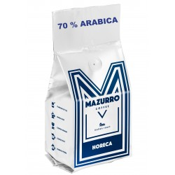 Kawa ziarnista MAZURRO 1KG  70% Arabica