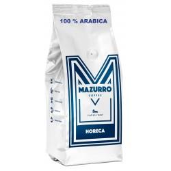 Kawa ziarnista MAZURRO 250 g  100% Arabica