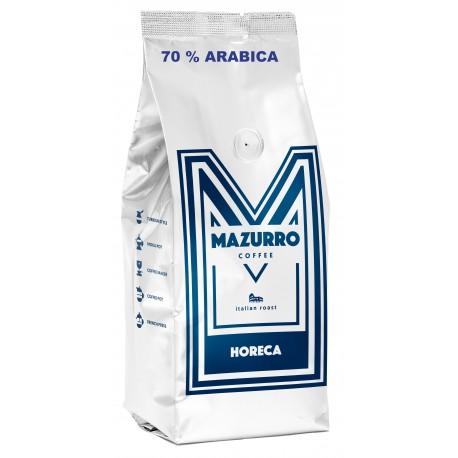 Kawa ziarnista MAZURRO 250 g  70% Arabica