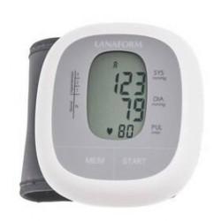 Ciśnieniomierz nadgarstkowy Lanaform LA090207 WBPM-110 Szary /Biały