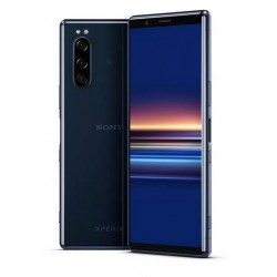 Sony Xperia 5 128 GB Niebieska Blue DualSim Nowy Plomba  RATY/ FAKTURA/ GWARANCJA