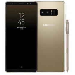 Telefon Samsung Galaxy NOTE 8 N950F 64GB gold  DUALSIM  RATY/ GWARANCJA/ FAKTURA