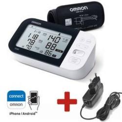 Ciśnieniomierz naramienny OMRON M7 Intelli IT s Afib+ZDROJ