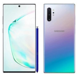 Samsung Galaxy Note 10+ PLUS SM-N975F 256GB Silver  RATY / Gwarancja / Faktura VAT