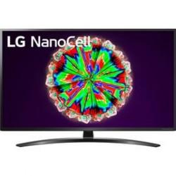 Telewizor LG 55NANO79 webOS SMART TV + HbbTV Czarna