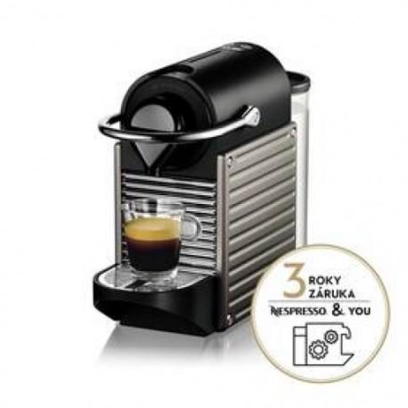 Ekspres do kawy Krups Nespresso Pixie Titan XN304T10