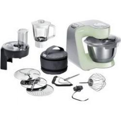 Robot kuchenny Bosch CreationLine Premium MUM58MG60 Zielony