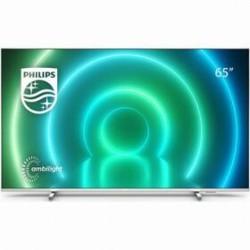 Telewizor Philips 65PUS7956 Srebrna