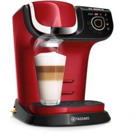 Ekspres do kawy Bosch Tassimo My Way TAS6503 Czerwone